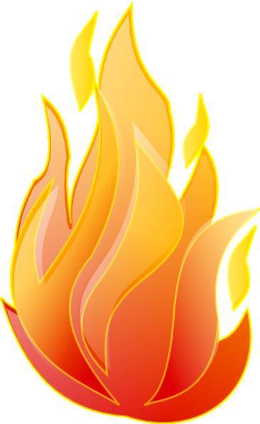Clean Fire Clip Art At Clker Com Vector Clip Art Online