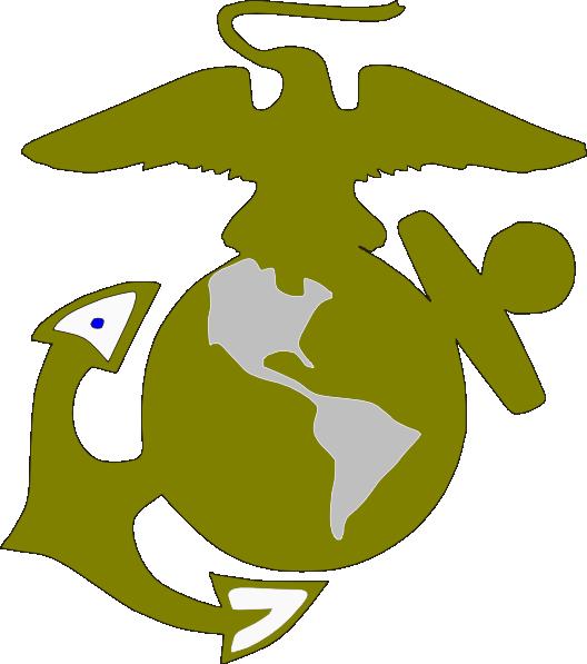 Marine Corp Logo Vector