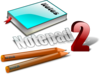 Notepad And Pencil Clip Art