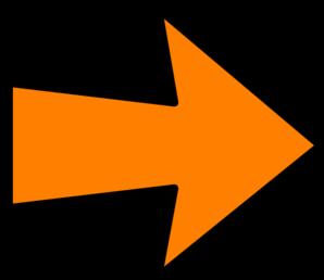 orange arrow clip art at clker com vector clip art compass rose clip art black and white simple compass rose clipart