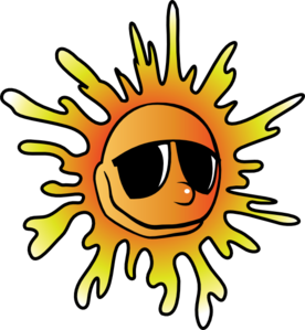 Sun Glasses Clip Art