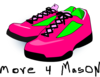 Karson Blaster Shoes Clip Art