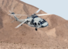 Sh-60s Makes A Low Pass In The Southern California Desert During Routine Training Operations Clip Art