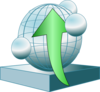 Application Startup Desktop Icon Clip Art