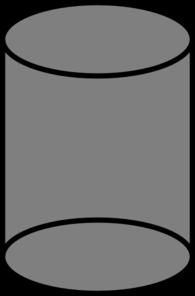 cylinder clip art at clker com vector clip art online 3d cone shape clipart 3d pyramid shapes clipart