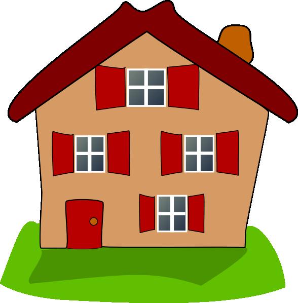 House Clip Art At Clker.com