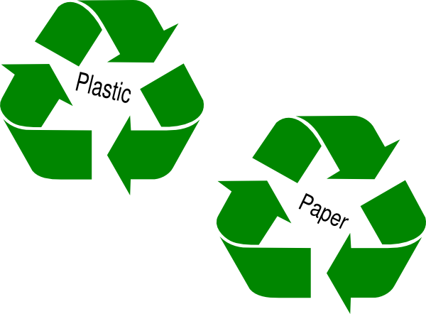 Large Green Recycle Symbol Clip Art At Clker Vector Clip Art