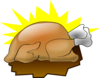 Thanksgiving Turkey Clip Art