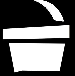Flower Pot Outline Clip Art At Clker Com Vector Clip Art Online Royalty Free Amp Public Domain