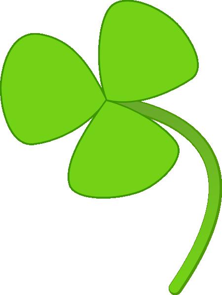 three leaves clover clip art at clkercom vector clip