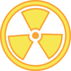 Radioactive Warning Clip Art
