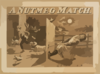 A Nutmeg Match Written By Wm. Haworth, Author Of The Ensign. Clip Art