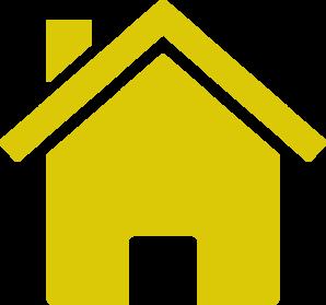 gold house clip art clip art at clker com vector clip House Clip Art House On Fire Drawing