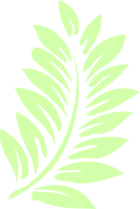 palm leaf clip art at clker com vector clip art online tree branch clipart black and white tree branch clipart black and white