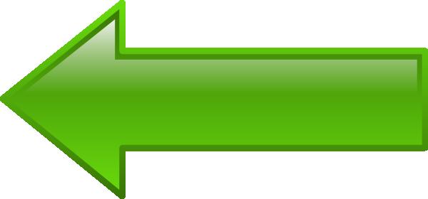 Green Left Arrow Clip Art at Clker.com - vector clip art ...