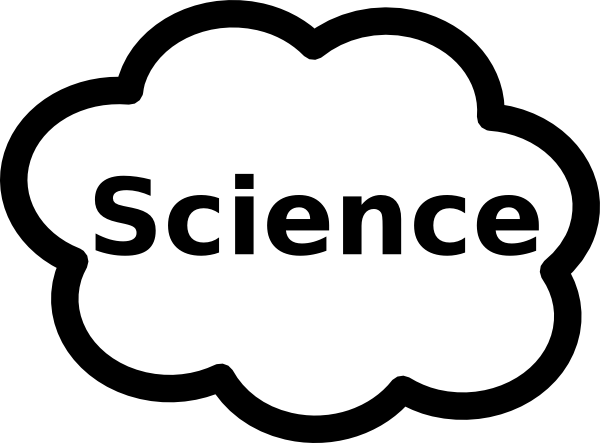 science chart sign clip art at clker com