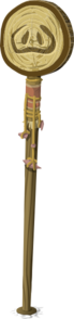 Magic Pig Stick Clip Art