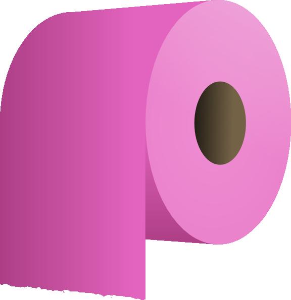 Toilet Paper Drawing Art