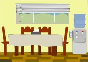 Diningroom Clip Art at Clker.com - vector clip art online ...