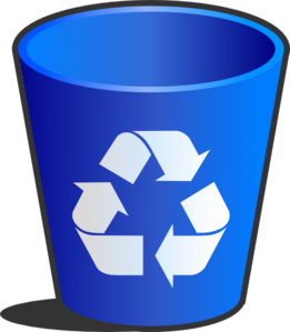 recycle bin clip art at clker com vector clip art online plastic recycling symbol vector recycle symbol vector