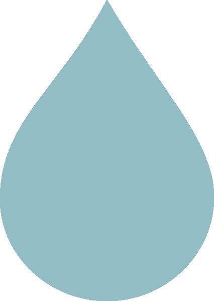 Rain Droplet Clip Art At Clker Com Vector Clip Art