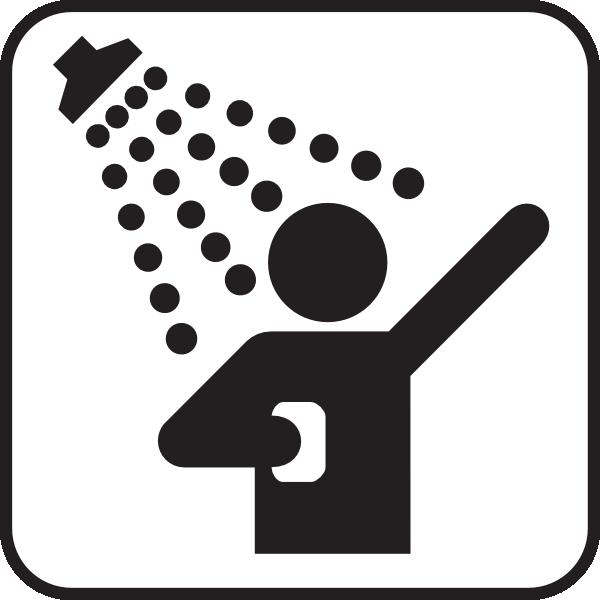 Shower Clip Art At Clker Com Vector Clip Art Online
