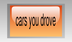 Cars You Drove Clip Art