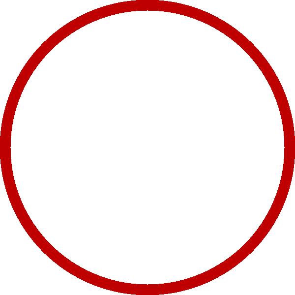 red ring clip art at clker com vector clip art online Happy Eyes Clip Art Human Eye Clip Art