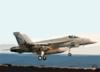 Super Hornet Launches From Uss Lincoln Clip Art