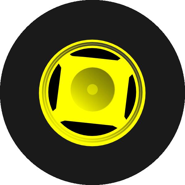 Tractor Wheel Person : Tractor wheel clip art at clker vector