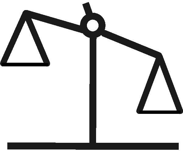 Scale Right Clip Art At Clker Com Vector Clip Art Online