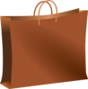 Brown Shopping Bag Clip Art