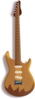 Wood Guitar Clip Art