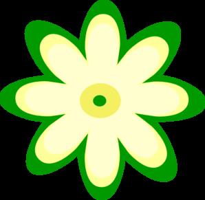 Yellow Flowers Clip Art at Clker.com - vector clip art ...