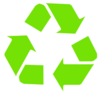 Recycle Green Clip Art