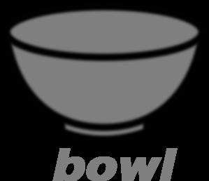 bowl clip art at clker com vector clip art online royalty free rh clker com bow clipart bowl clip art free