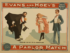 Evans And Hoey S Evergreen Success, A Parlor Match Enough Said! Clip Art