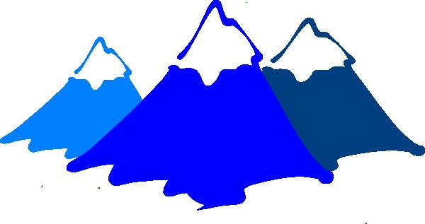 New High Def Mountain Clip Art at Clker.com - vector clip ...