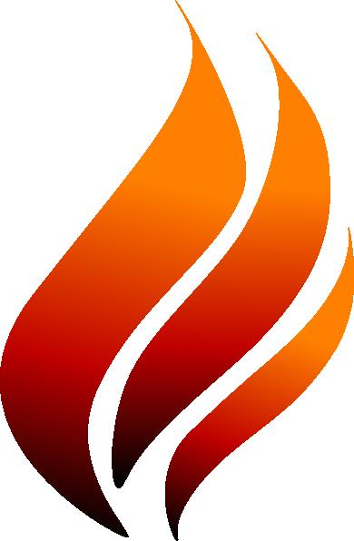 Flame Logo Clip Art at Clker.com - vector clip art online ...