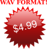 $4.99 Red Star Clip Art