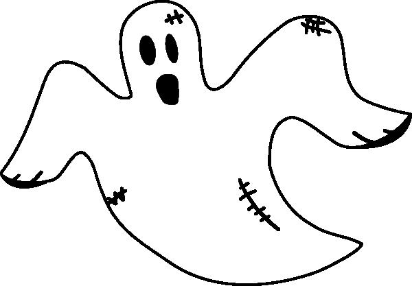 stitched ghost clip art at clker com vector clip art Silly Eyes Clip Art Googly Cartoon Eyes Clip Art