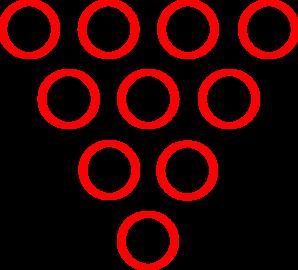 Bowling Pins Diagram Clip Art at Clker com vector clip