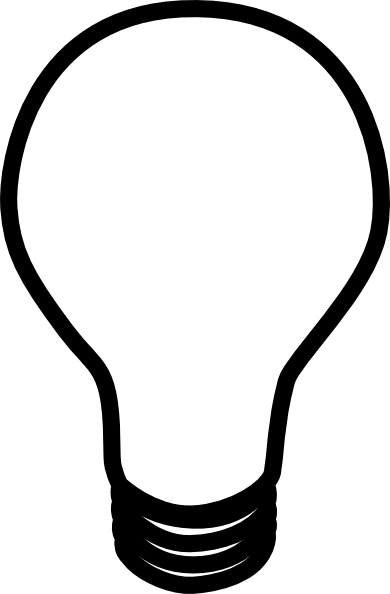 light bulb clip art at clker com