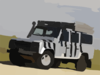 Land Rover Defender Mp Pic Clip Art
