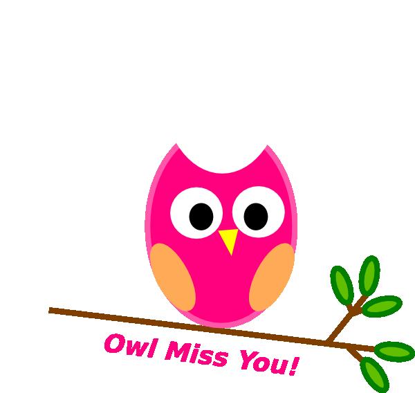 owl miss you clip art at clker com vector clip art i love you clip art videos i love you clip art free