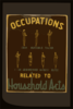 Occupations Related To Household Arts Clip Art