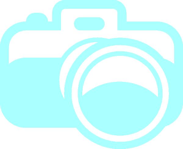 Blue Camera For Photography Logo Clip Art at Clker.com ...
