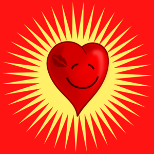 Happy Heart Clip Art