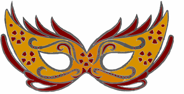 how to make a large masquerade mask