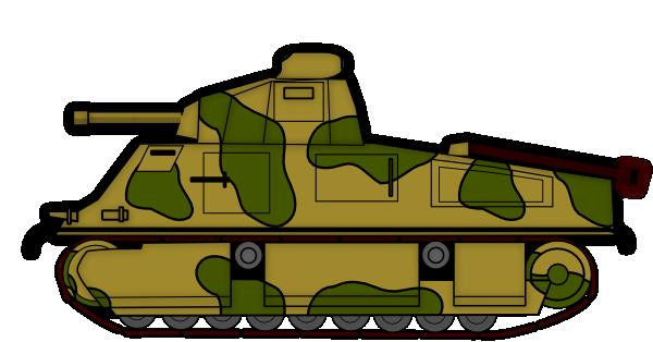 Army Tank Clip Art at Clker.com - vector clip art online ...